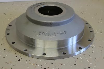 KLD# 128 Fits Krogh Sideplate Item# 11 Model 55-OH 1-1/4″ X 9